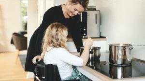Emner til handicapvenlige møbler